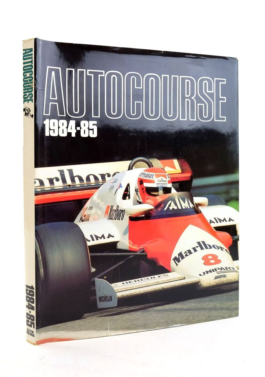 Photo of AUTOCOURSE 1984-85 written by Hamilton, Maurice published by Hazleton Publishing (STOCK CODE: 1821702)  for sale by Stella & Rose's Books