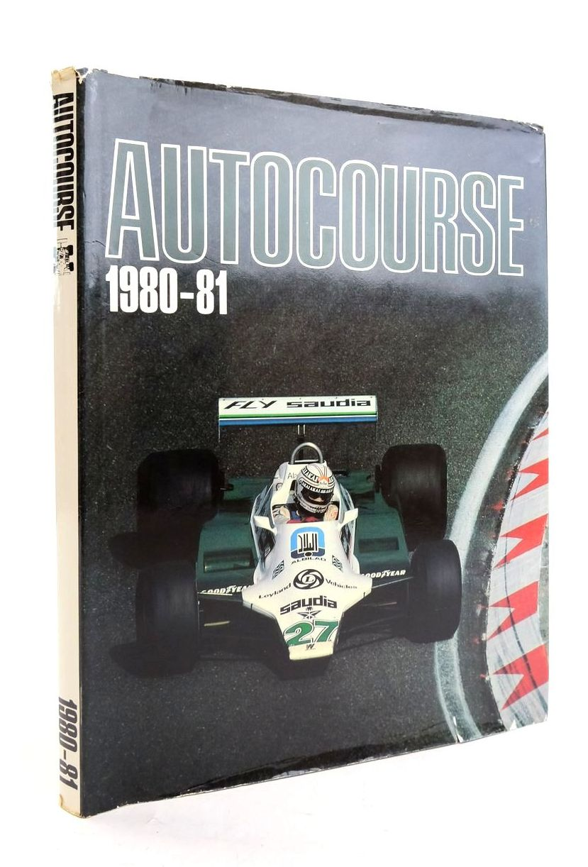 Photo of AUTOCOURSE 1980-81 written by Hamilton, Maurice published by Hazleton Securities (STOCK CODE: 1821703)  for sale by Stella & Rose's Books