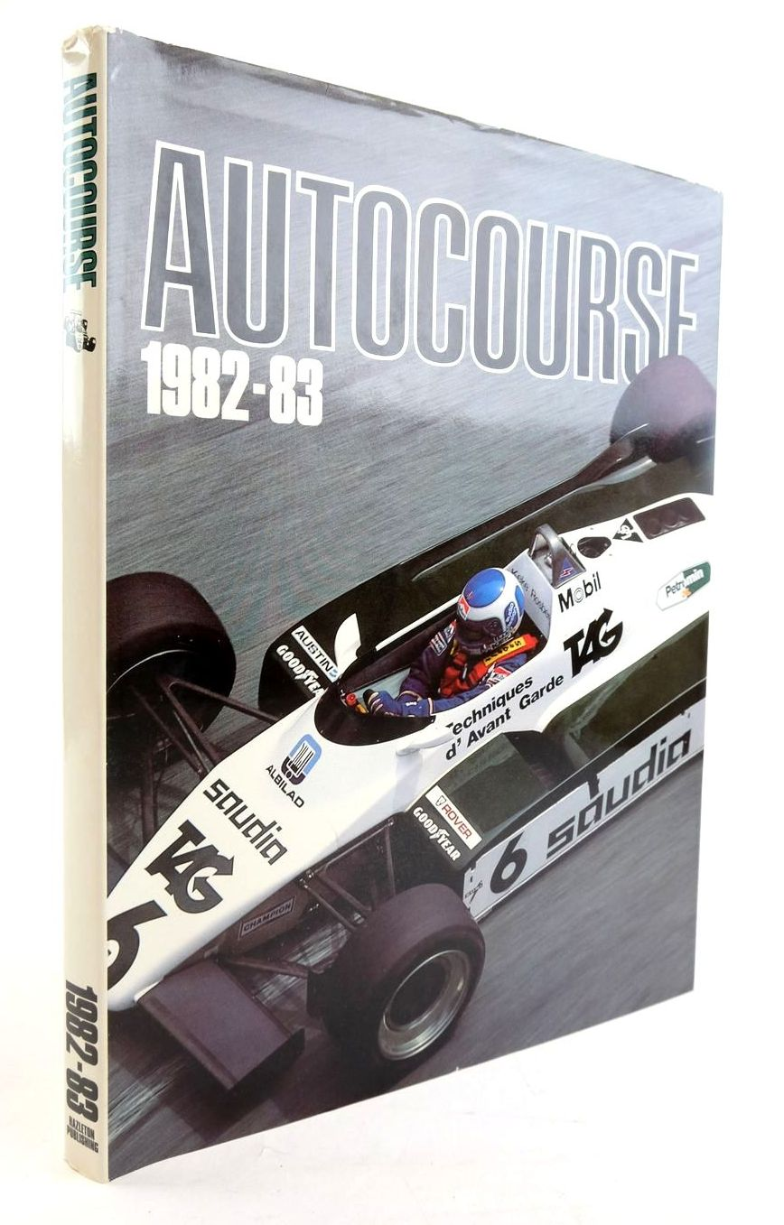 Photo of AUTOCOURSE 1982-83 written by Hamilton, Maurice published by Hazleton Publishing (STOCK CODE: 1821704)  for sale by Stella & Rose's Books