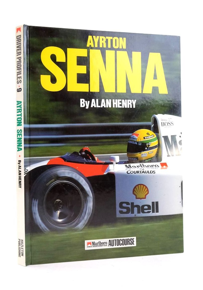 Photo of AYRTON SENNA written by Henry, Alan published by Hazleton Publishing (STOCK CODE: 1821710)  for sale by Stella & Rose's Books