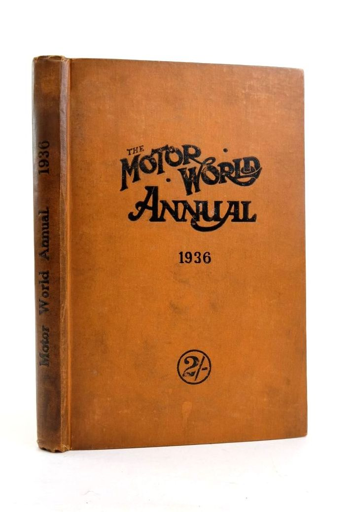Photo of THE MOTOR WORLD ANNUAL 1936 written by Cutbush, George H. published by The Motor World Publishing Co. Ltd. (STOCK CODE: 1821711)  for sale by Stella & Rose's Books