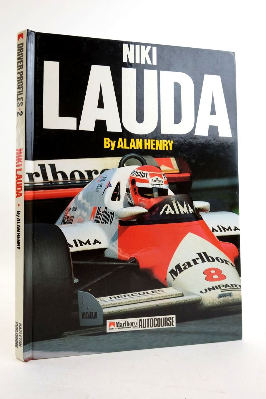 Photo of NIKI LAUDA written by Henry, Alan published by Hazleton Publishing (STOCK CODE: 1821712)  for sale by Stella & Rose's Books