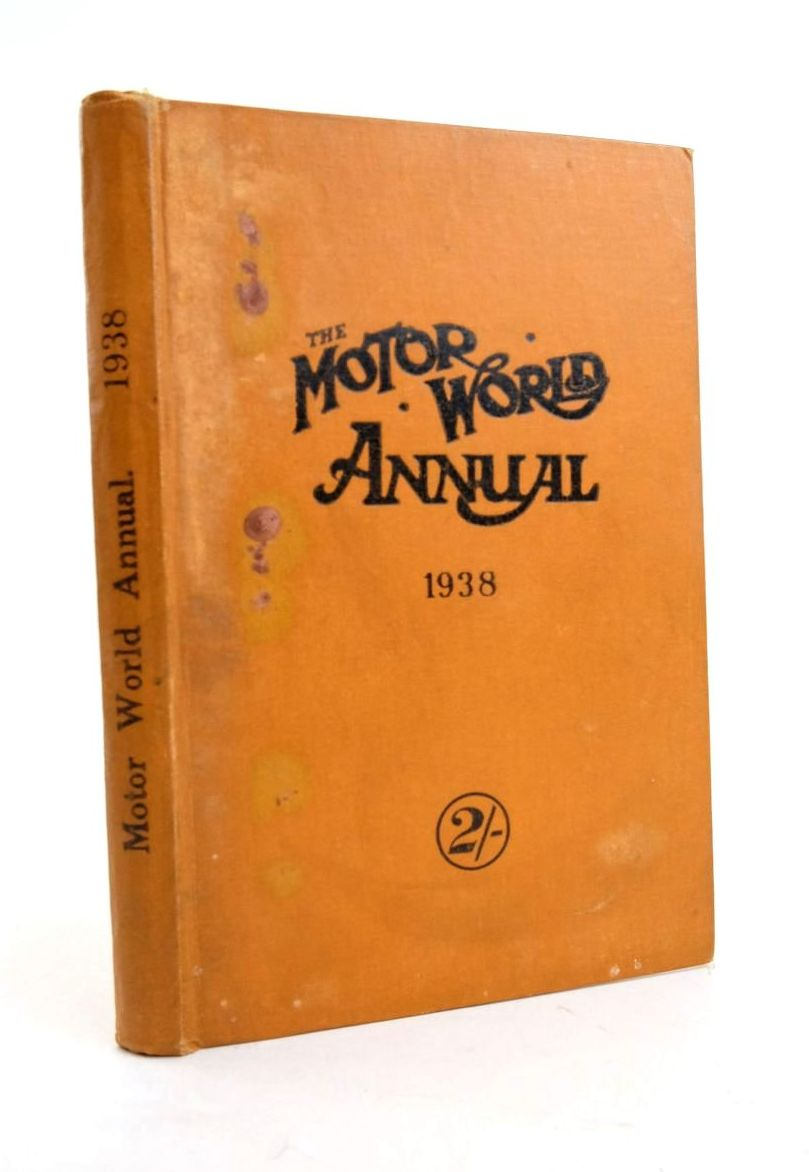 Photo of THE MOTOR WORLD ANNUAL 1938 written by Cutbush, George H. published by The Motor World Publishing Co. Ltd. (STOCK CODE: 1821713)  for sale by Stella & Rose's Books