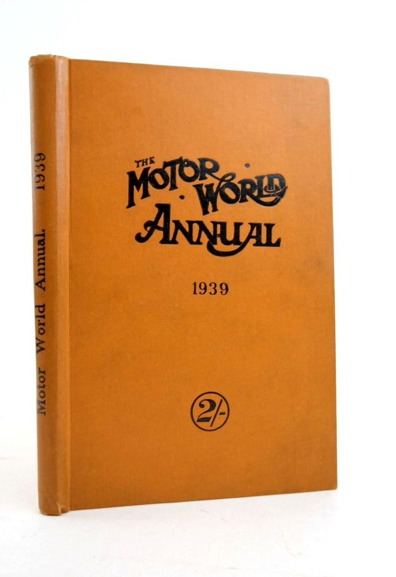 Photo of THE MOTOR WORLD ANNUAL 1939- Stock Number: 1821717