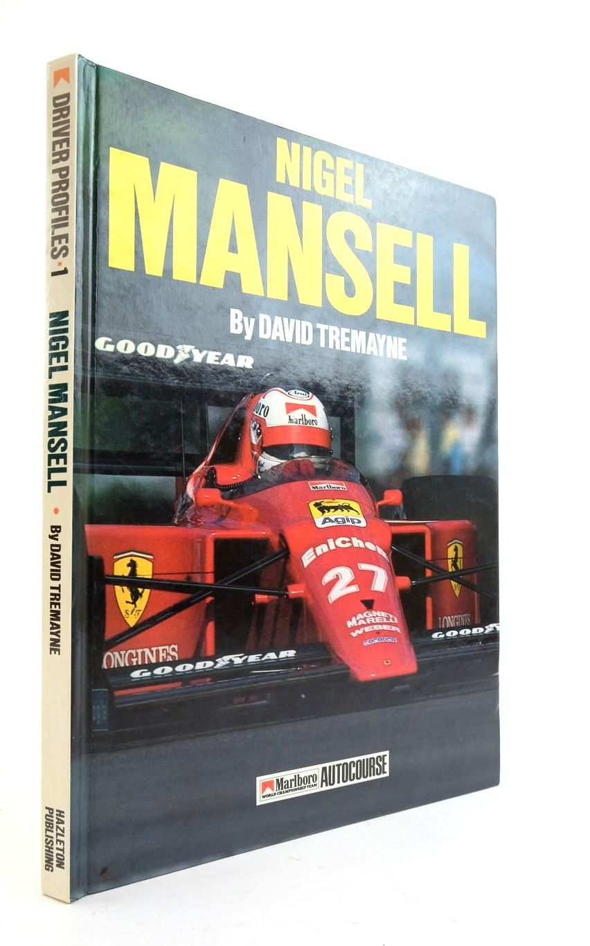 Photo of NIGEL MANSELL- Stock Number: 1821720