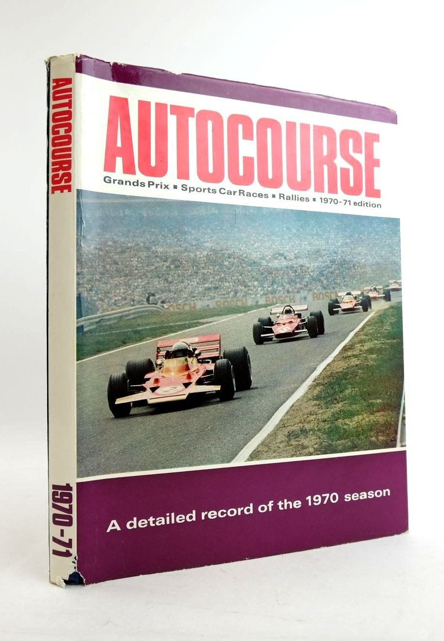 Photo of AUTOCOURSE 1970-71- Stock Number: 1821726