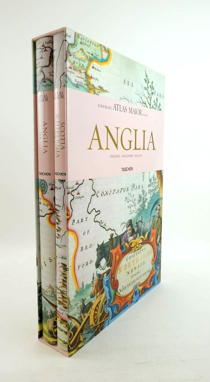 Photo of ATLAS MAIOR ANGLIA, SCOTIA & HIBERNIA (2 VOLUMES)- Stock Number: 1821734