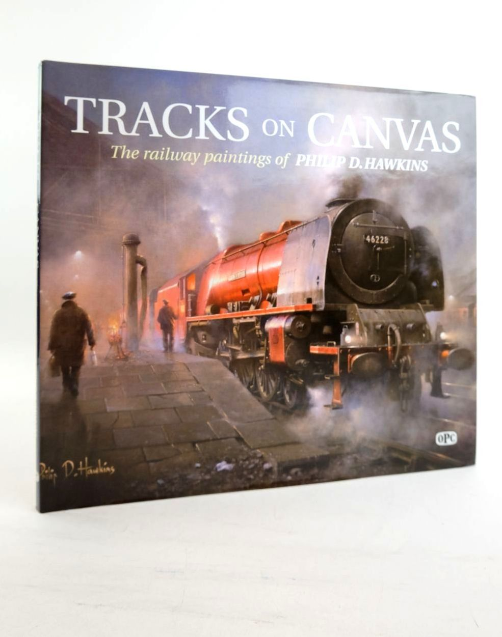 Photo of TRACKS ON CANVAS- Stock Number: 1821746