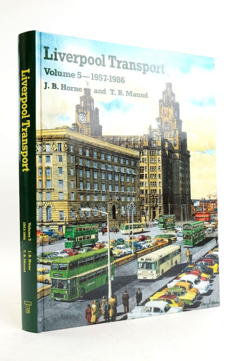 Photo of LIVERPOOL TRANSPORT VOLUME 5 - 1957-1986- Stock Number: 1821747
