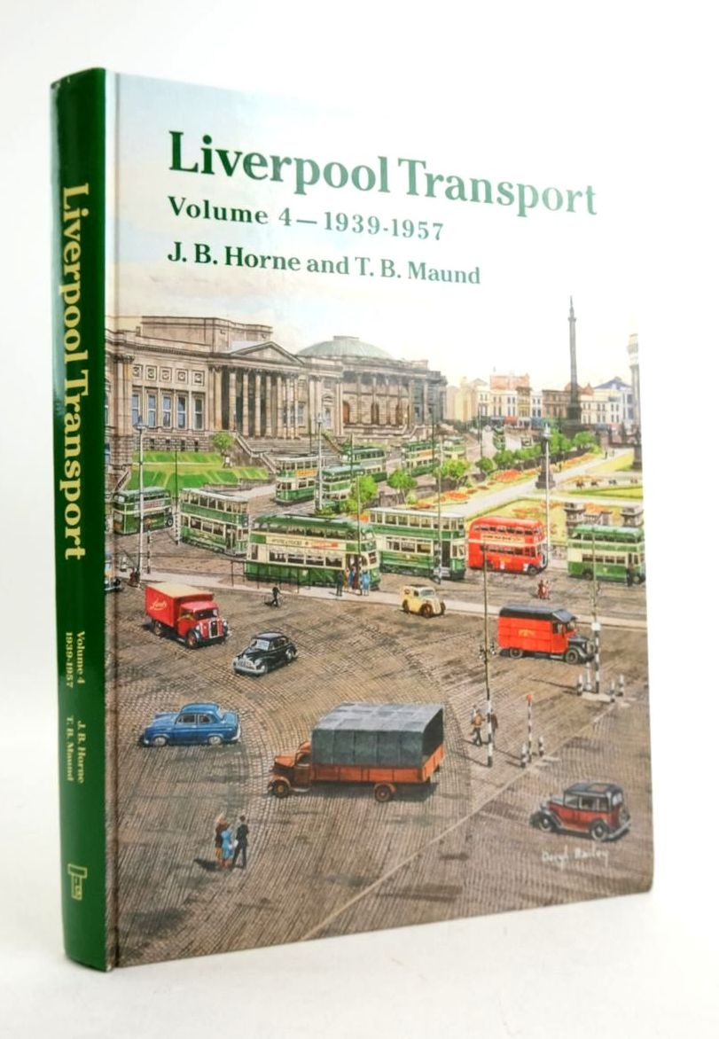 Photo of LIVERPOOL TRANSPORT VOLUME 4 1939-1957- Stock Number: 1821749