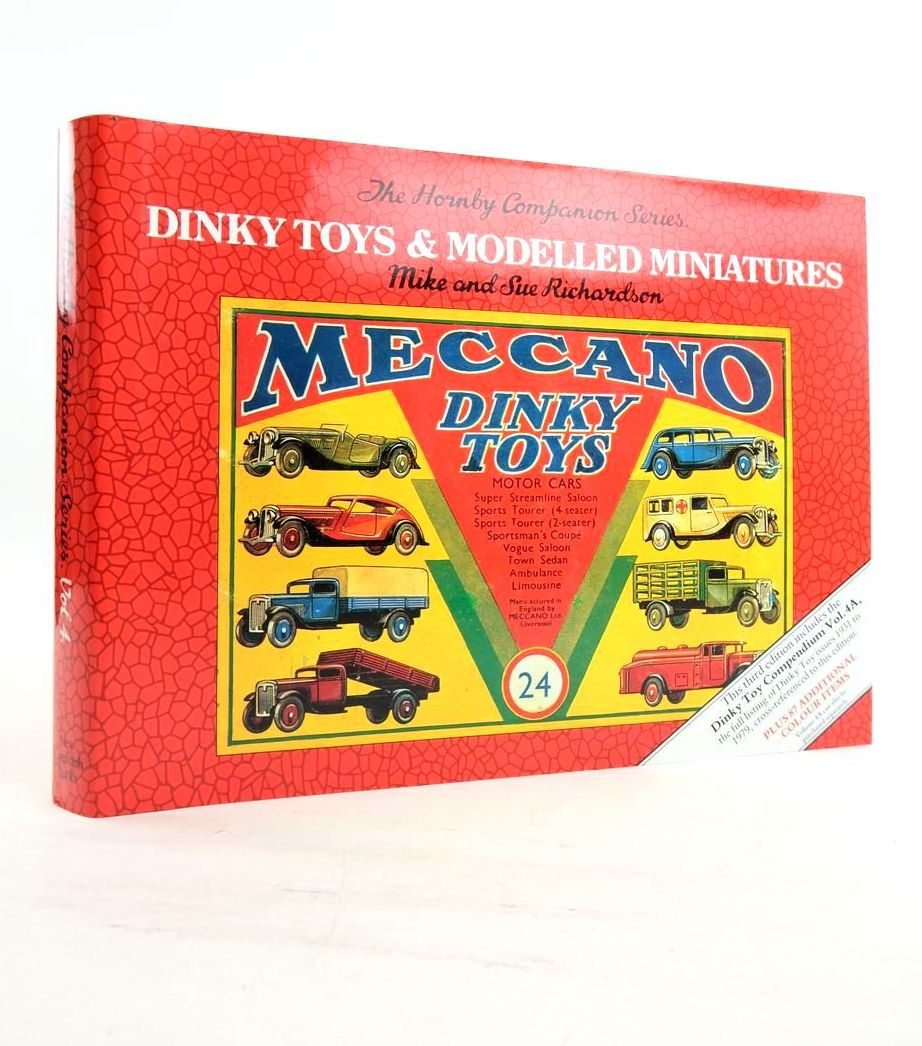 Photo of DINKY TOYS AND MODELLED MINIATURES- Stock Number: 1821751