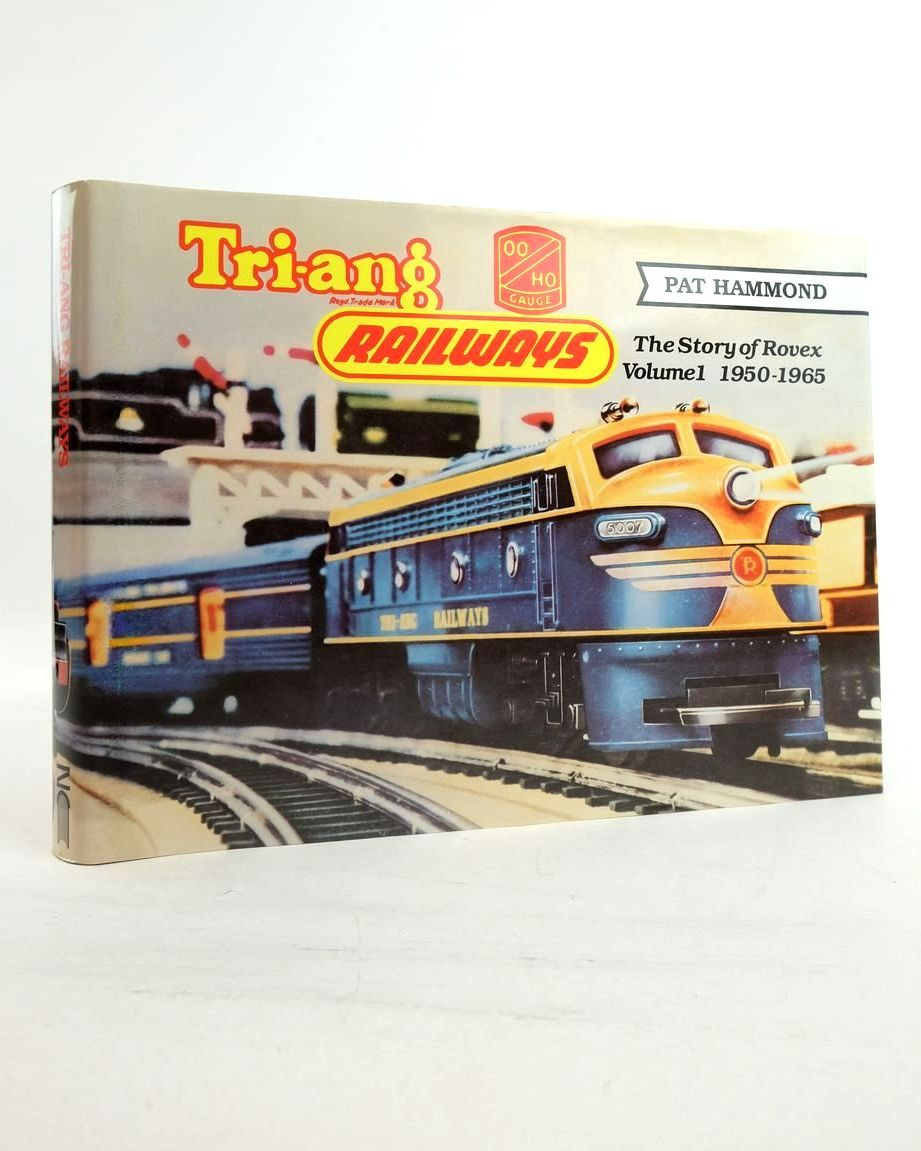 Photo of TRI-ANG RAILWAYS: THE STORY OF ROVEX VOLUME 1 1950-1965 written by Hammond, Pat published by New Cavendish Books (STOCK CODE: 1821753)  for sale by Stella & Rose's Books