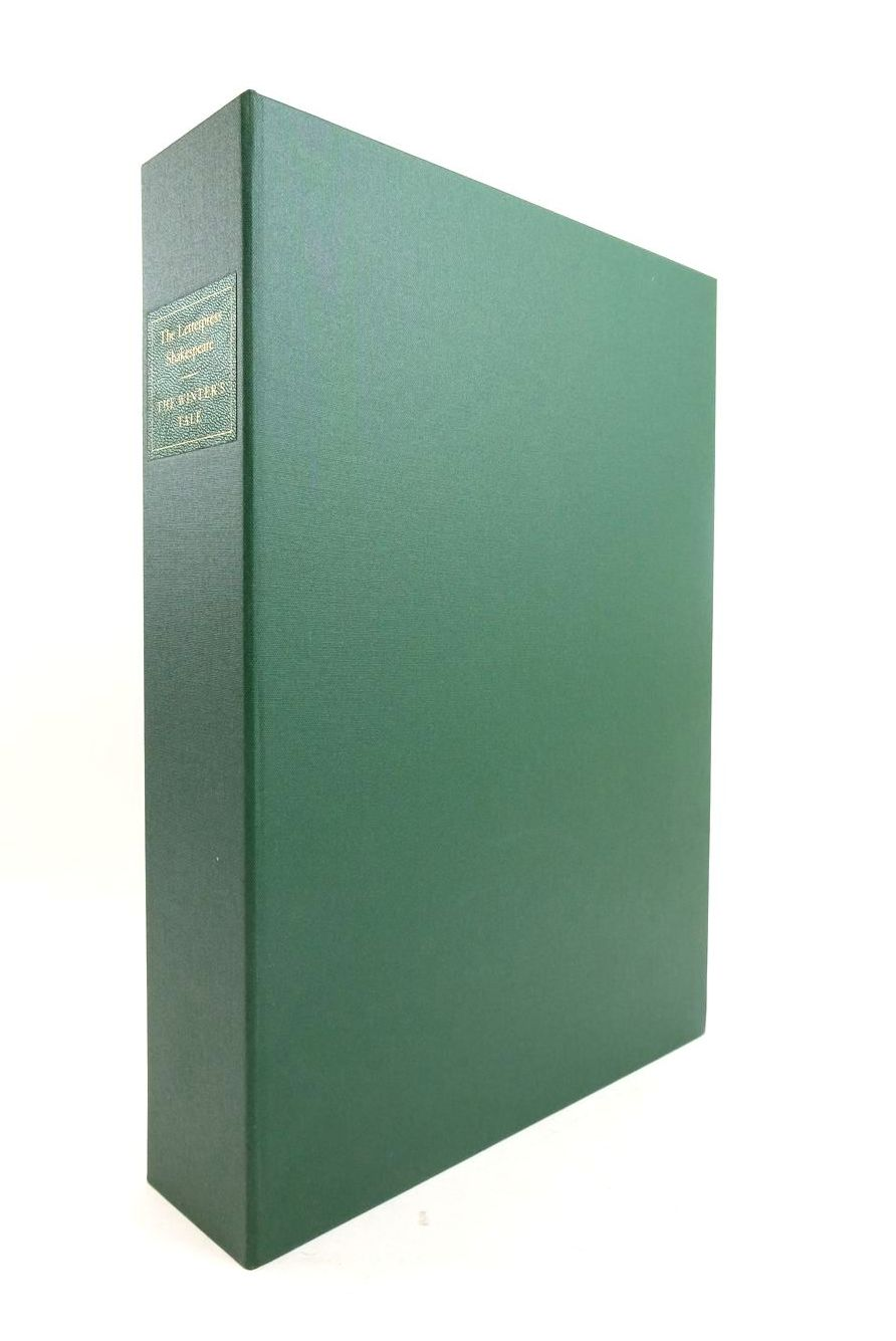 Photo of THE WINTER'S TALE (THE LETTERPRESS SHAKESPEARE) written by Shakespeare, William Orgel, Stephen published by Folio Society (STOCK CODE: 1821756)  for sale by Stella & Rose's Books