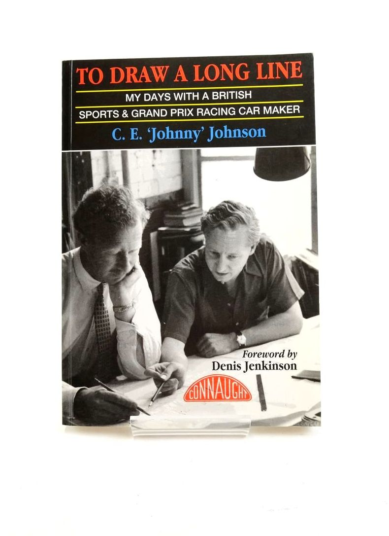 Photo of TO DRAW A LONG LINE written by Johnson, C.E. published by Bookmarque Publishing (STOCK CODE: 1821766)  for sale by Stella & Rose's Books