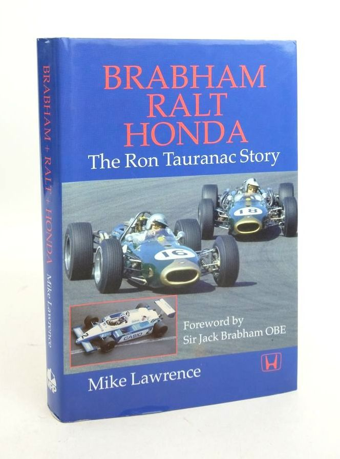 Photo of BRABHAM RALT HONDA: THE RON TAURANAC STORY written by Lawrence, Mike published by Motor Racing Publications Ltd. (STOCK CODE: 1821771)  for sale by Stella & Rose's Books