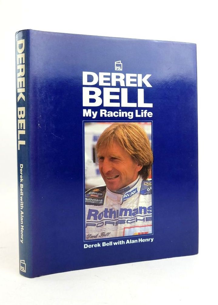 Photo of DEREK BELL MY RACING LIFE written by Bell, Derek published by Patrick Stephens (STOCK CODE: 1821772)  for sale by Stella & Rose's Books