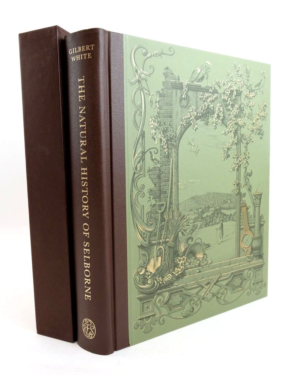 Photo of THE NATURAL HISTORY OF SELBORNE written by White, Gilbert Thomas, Keith published by Folio Society (STOCK CODE: 1821778)  for sale by Stella & Rose's Books