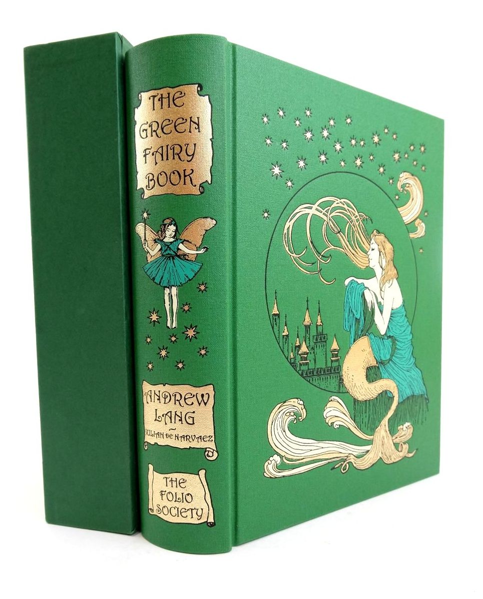 Photo of THE GREEN FAIRY BOOK- Stock Number: 1821782
