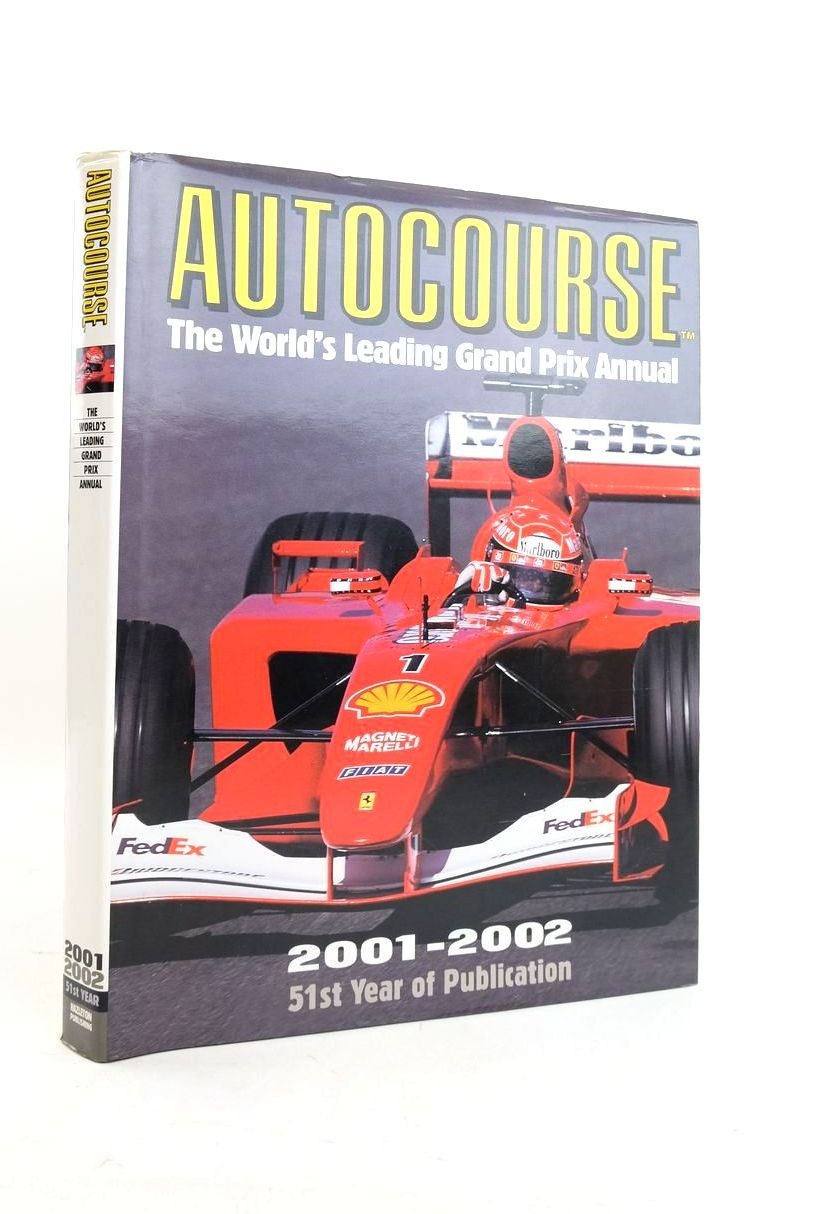 Photo of AUTOCOURSE 2001-2002- Stock Number: 1821789