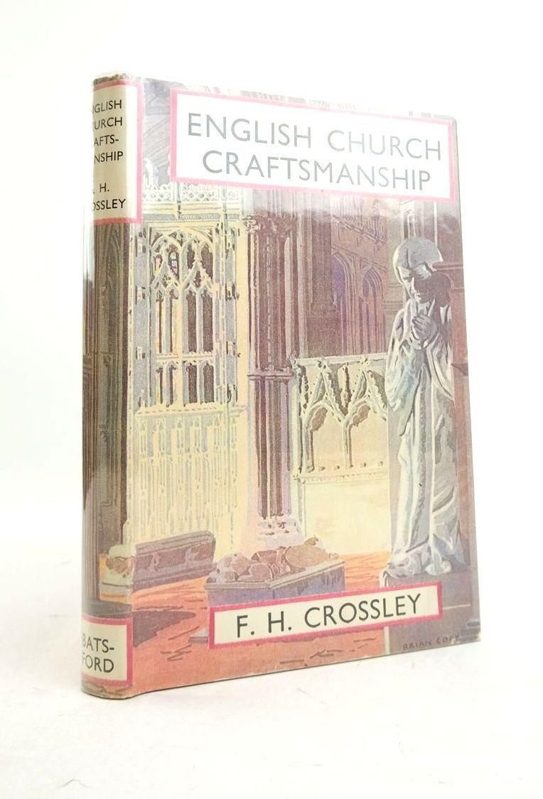 Photo of ENGLISH CHURCH CRAFTSMANSHIP- Stock Number: 1821792