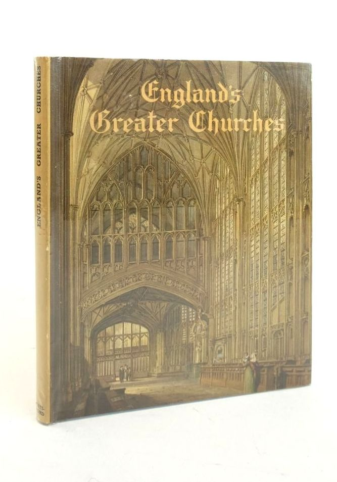 Photo of ENGLAND'S GREATER CHURCHES- Stock Number: 1821796