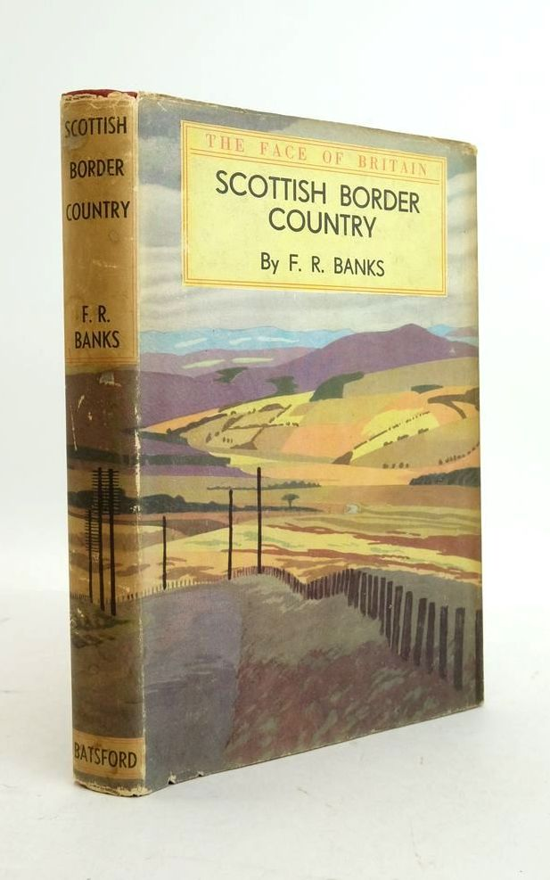 Photo of SCOTTISH BORDER COUNTRY (THE FACE OF BRITAIN)- Stock Number: 1821803