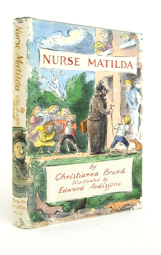 Photo of NURSE MATILDA written by Brand, Christianna illustrated by Ardizzone, Edward published by Brockhampton Press (STOCK CODE: 1821813)  for sale by Stella & Rose's Books