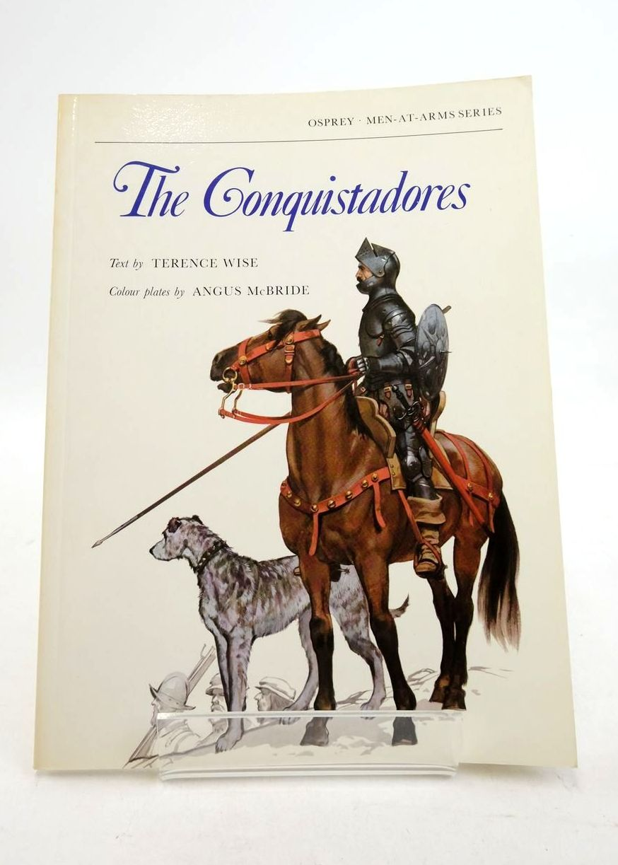 Photo of THE CONQUISTADORES (MEN-AT-ARMS)- Stock Number: 1821814