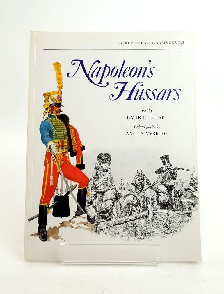 Photo of NAPOLEON'S HUSSARS (MEN-AT-ARMS)- Stock Number: 1821818