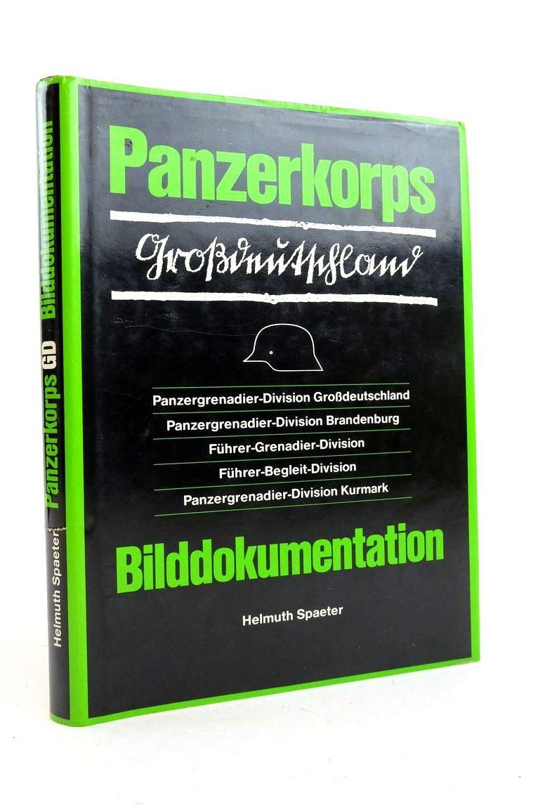 Photo of PANZERKORPS GROSSDEUTSCHLAND- Stock Number: 1821840
