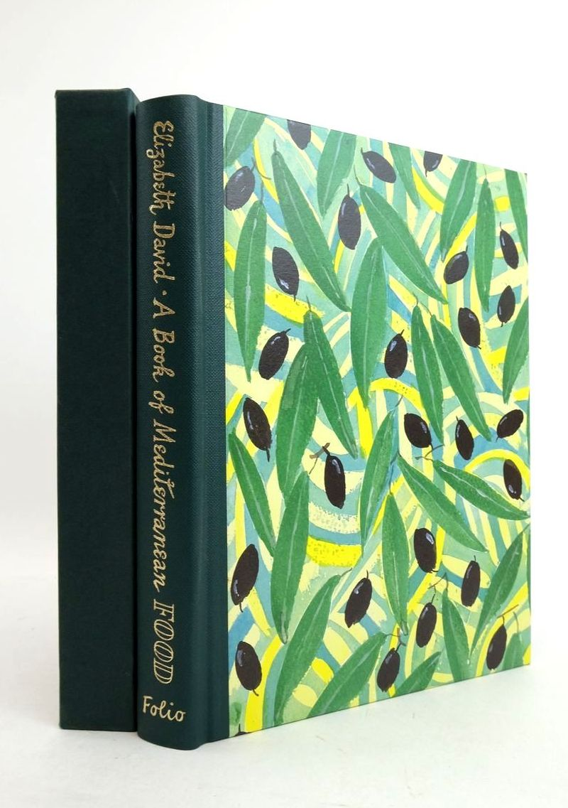 Photo of A BOOK OF MEDITERRANEAN FOOD AND OTHER WRITINGS written by David, Elizabeth Barnes, Julian illustrated by Minton, John Maccarthy, Sophie published by Folio Society (STOCK CODE: 1821857)  for sale by Stella & Rose's Books