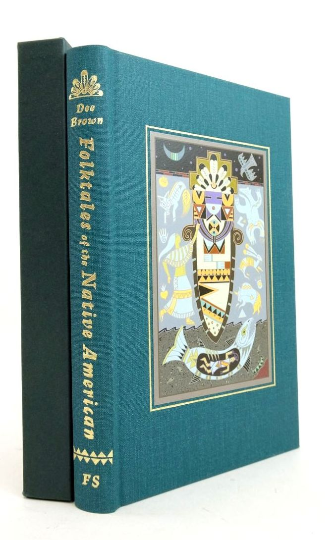 Photo of FOLKTALES OF THE NATIVE AMERICAN written by Brown, Dee Porter, Joy illustrated by Smith, Caroline published by Folio Society (STOCK CODE: 1821859)  for sale by Stella & Rose's Books