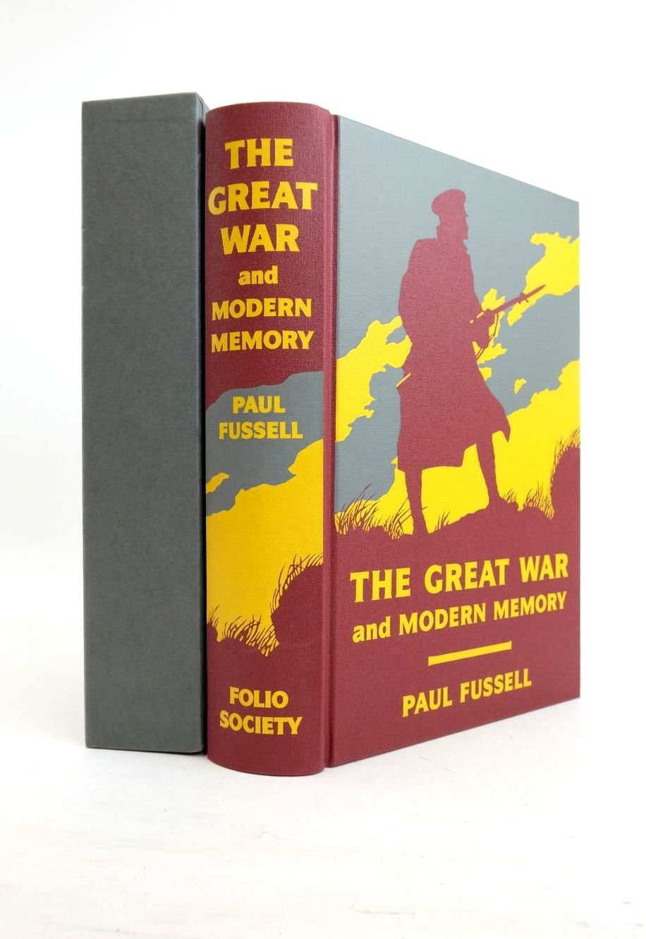 Photo of THE GREAT WAR AND MODERN MEMORY written by Fussell, Paul MacDonald, Lyn published by Folio Society (STOCK CODE: 1821864)  for sale by Stella & Rose's Books