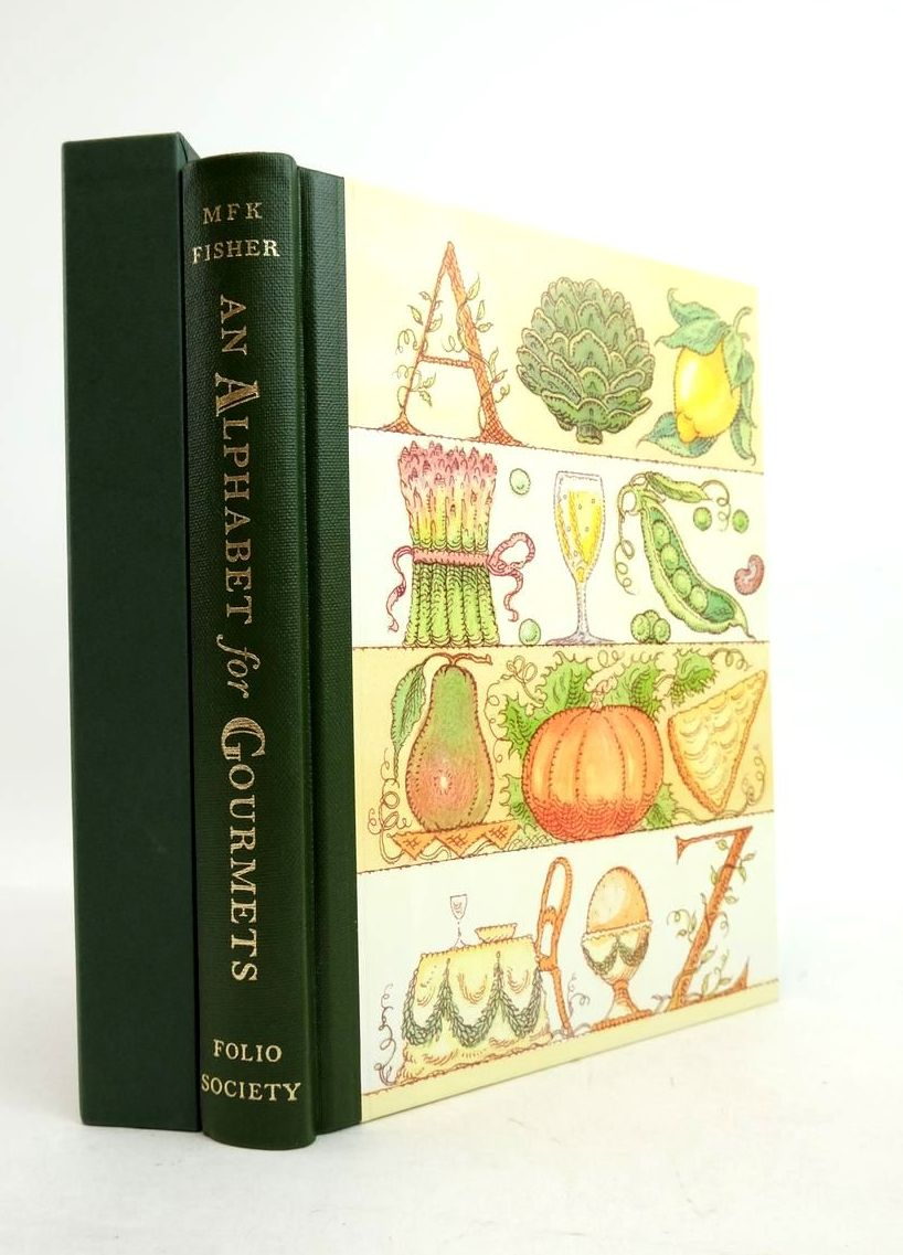 Photo of AN ALPHABET FOR GOURMETS written by Fisher, M.F.K. Levy, Paul illustrated by Beck, Ian published by Folio Society (STOCK CODE: 1821877)  for sale by Stella & Rose's Books