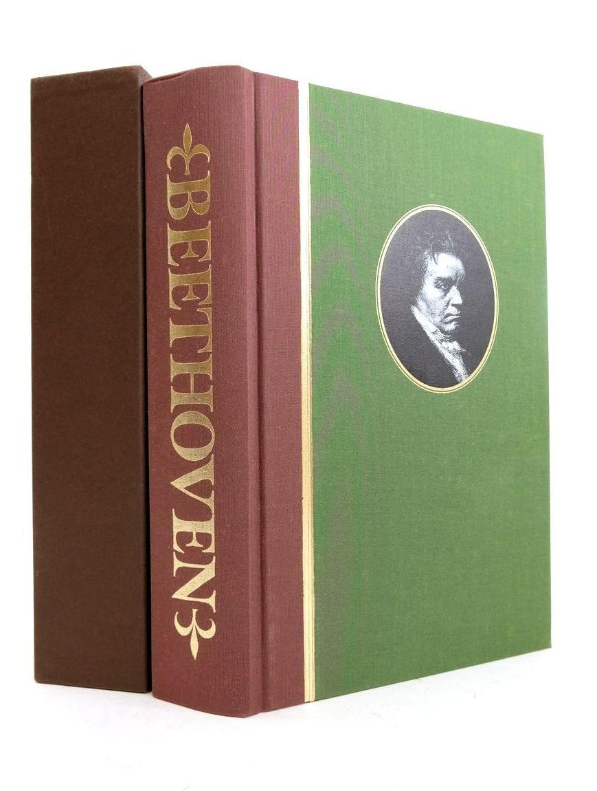 Photo of LIFE OF BEETHOVEN written by Thayer, Alexander Forbes, Elliot Curteis, Ian published by Folio Society (STOCK CODE: 1821895)  for sale by Stella & Rose's Books