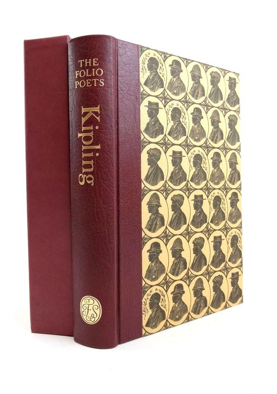 Photo of RUDYARD KIPLING SELECTED POEMS (THE FOLIO POETS)- Stock Number: 1821898