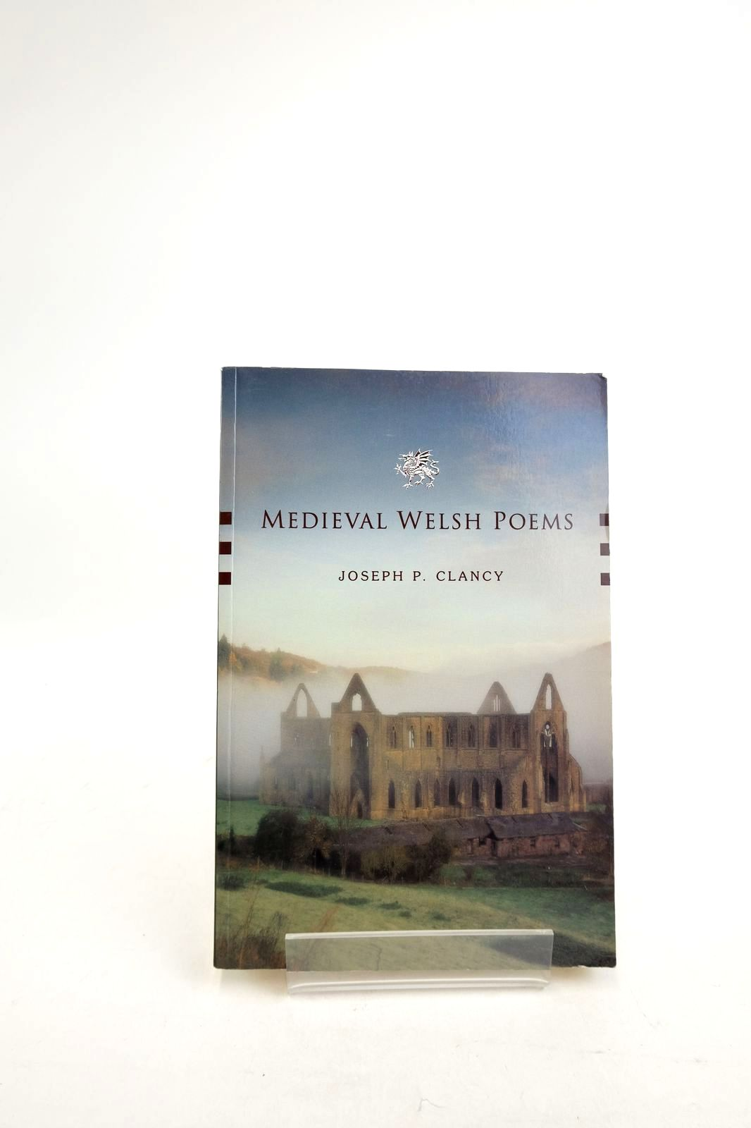 Photo of MEDIEVAL WELSH POEMS- Stock Number: 1821909