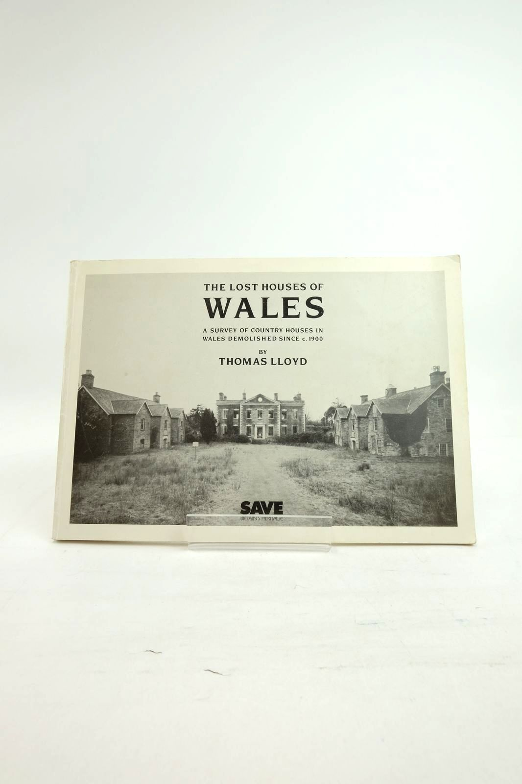 Photo of THE LOST HOUSES OF WALES- Stock Number: 1821915