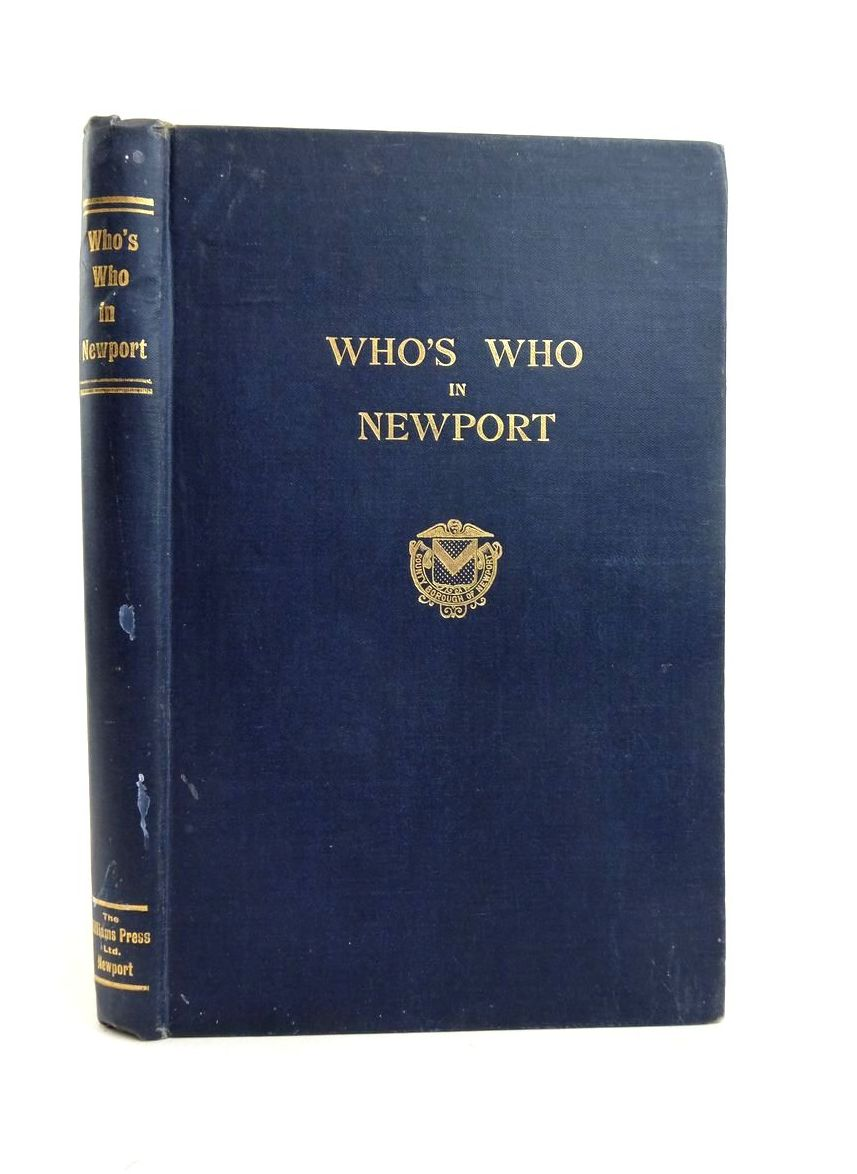 Photo of WHO'S WHO IN NEWPORT- Stock Number: 1821920