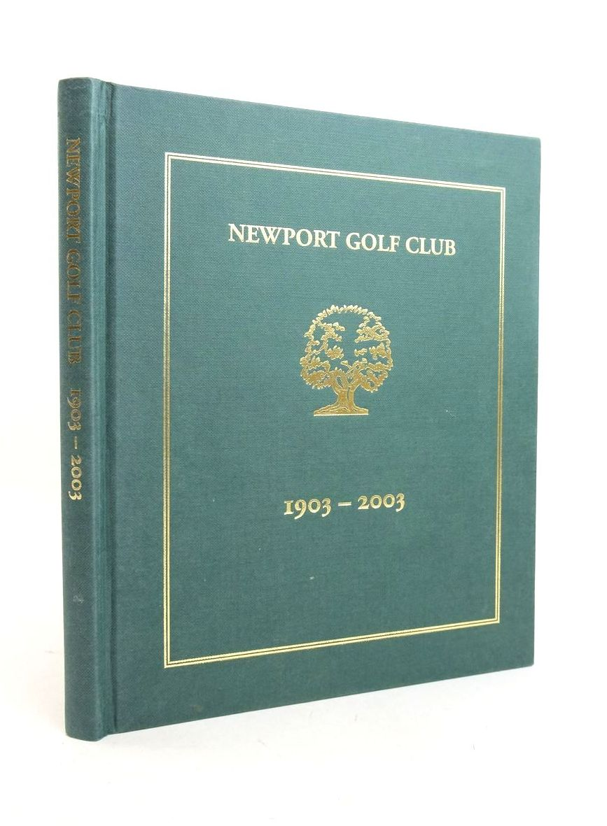 Photo of NEWPORT GOLF CLUB 1903-2003- Stock Number: 1821930