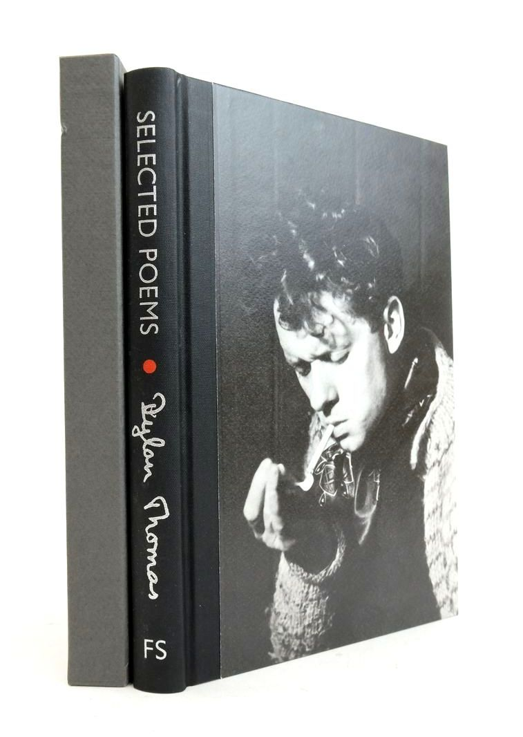 Photo of SELECTED POEMS written by Thomas, Dylan Sheers, Owen published by Folio Society (STOCK CODE: 1821964)  for sale by Stella & Rose's Books