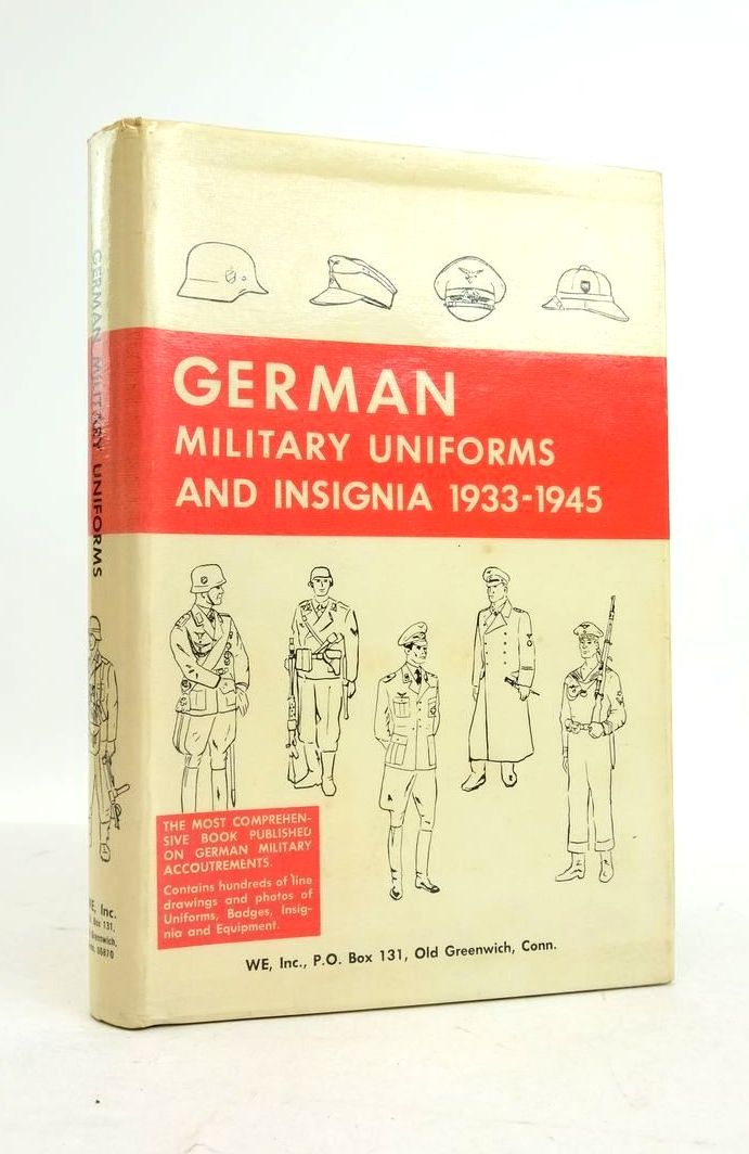 Photo of GERMAN MILITARY UNIFORMS AND INSIGNIA 1933-1945- Stock Number: 1821968