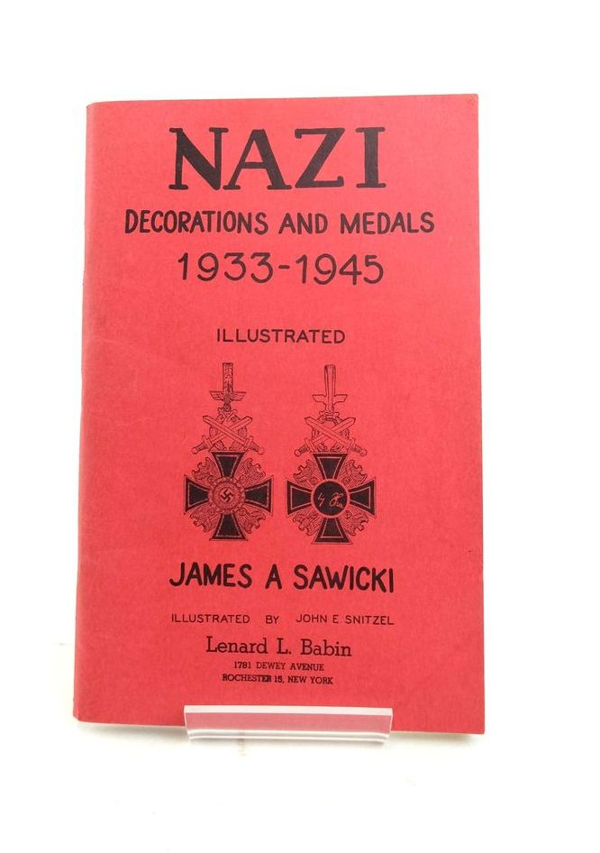 Photo of NAZI DECORATIONS AND MEDALS 1933-1945- Stock Number: 1821971