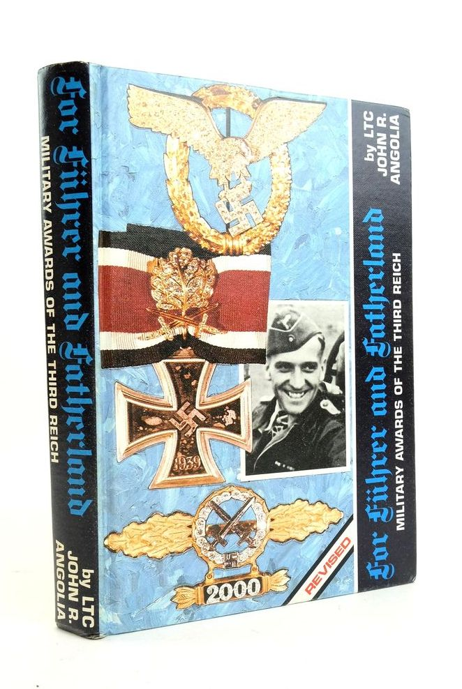 Photo of FOR FUHRER AND FATHERLAND: MILITARY AWARDS OF THE THIRD REICH- Stock Number: 1821973