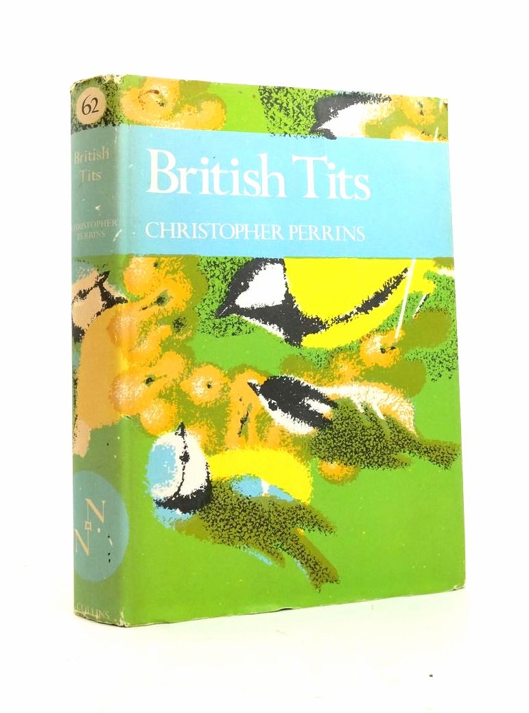 Photo of BRITISH TITS (NN 62) written by Perrins, Christopher M. published by Collins (STOCK CODE: 1821981)  for sale by Stella & Rose's Books