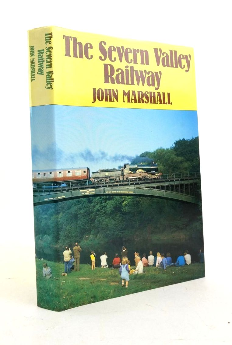 Photo of THE SEVERN VALLEY RAILWAY written by Marshall, John published by David St John Thomas, David & Charles (STOCK CODE: 1821990)  for sale by Stella & Rose's Books