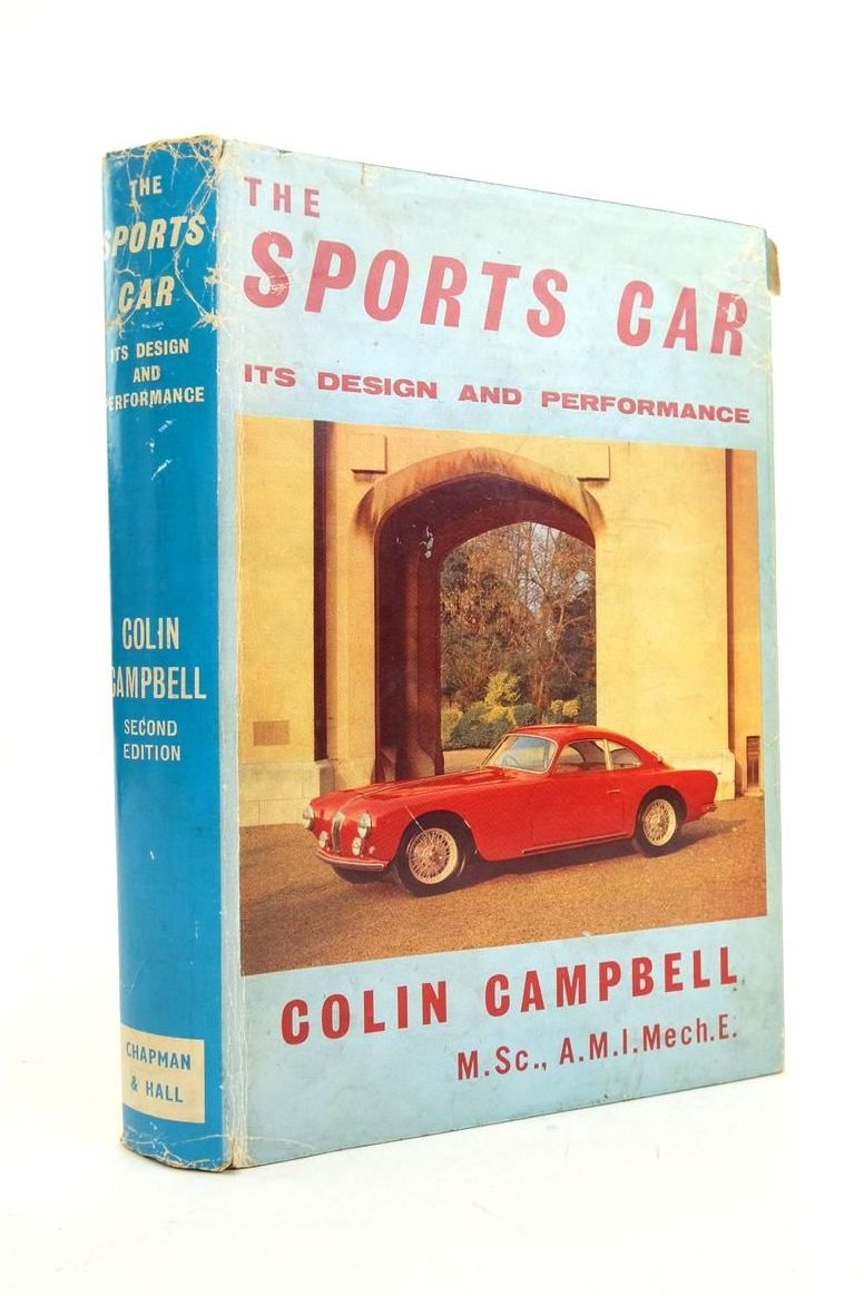 Photo of THE SPORTS CAR ITS DESIGN AND PERFORMANCE- Stock Number: 1821991