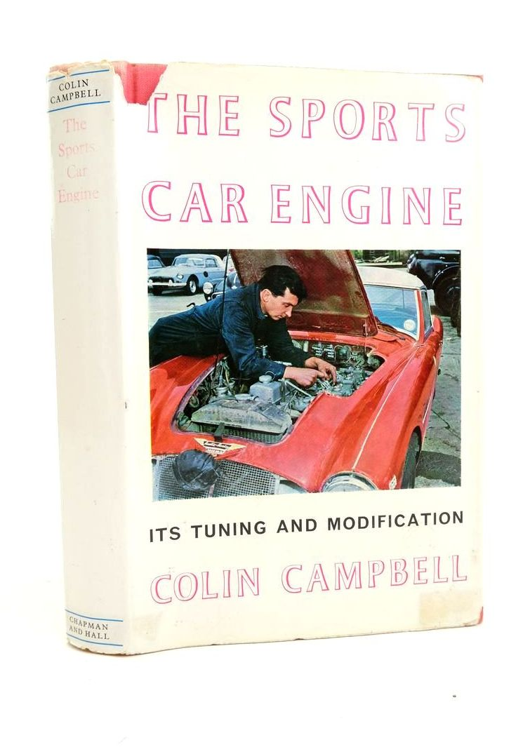 Photo of THE SPORTS CAR ENGINE: ITS TUNING AND MODIFICATION- Stock Number: 1821992