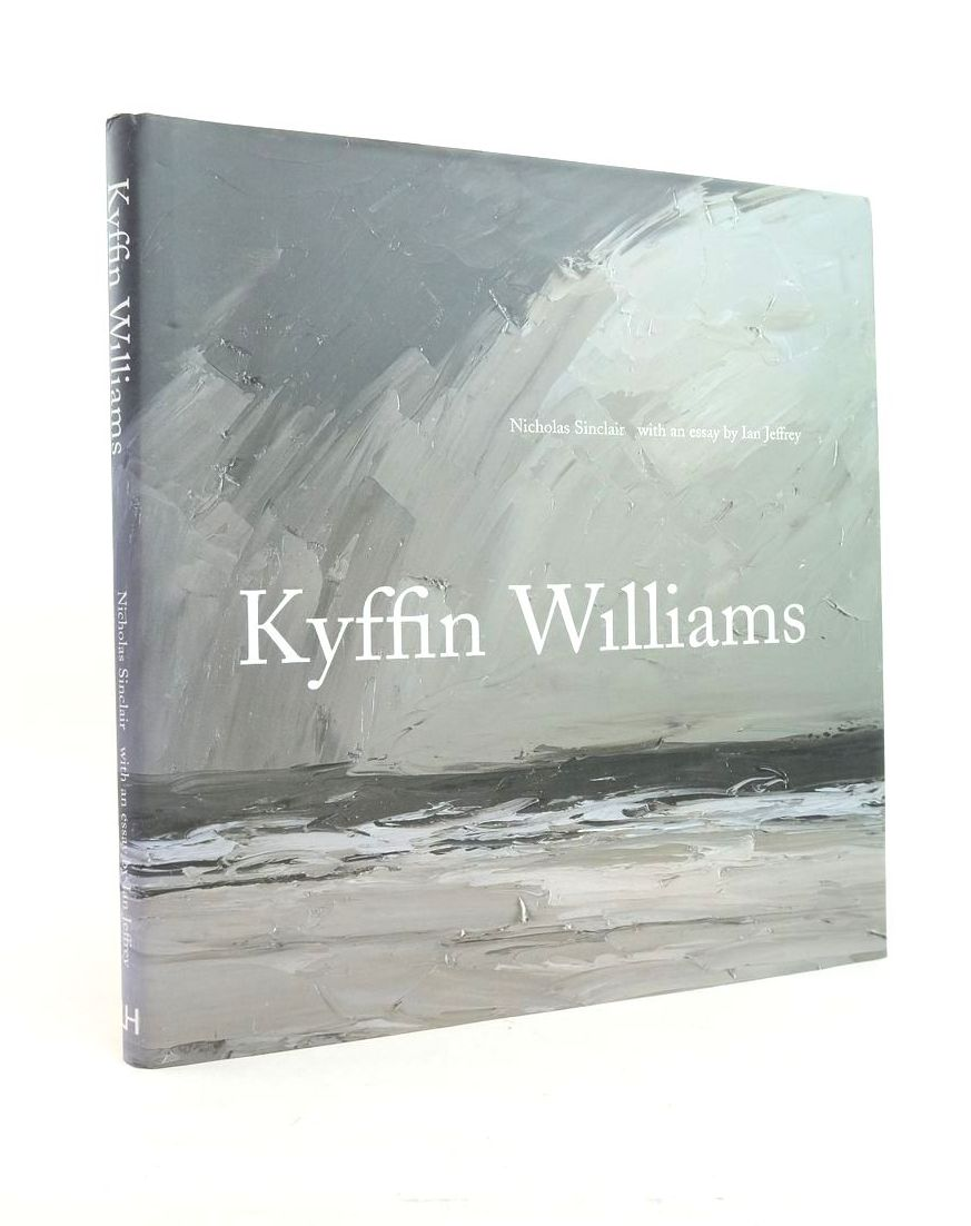 Photo of KYFFIN WILLIAMS written by Sinclair, Nicholas Jeffrey, Ian illustrated by Williams, Kyffin published by Lund Humphries (STOCK CODE: 1822005)  for sale by Stella & Rose's Books