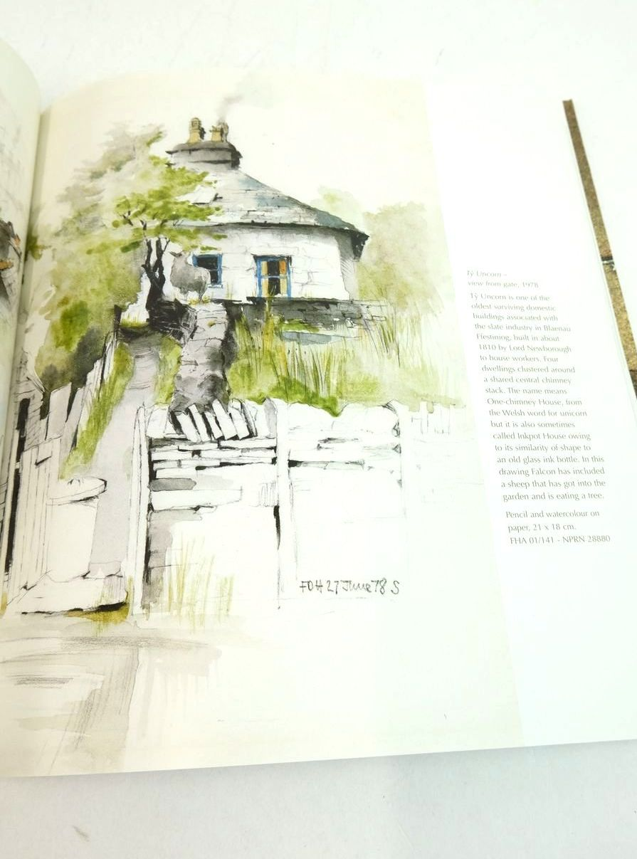 Photo of WORKTOWN: THE DRAWINGS OF FALCON HILDRED written by Wakelin, Peter illustrated by Hildred, Falcon D. published by RCAHM (Wales) (STOCK CODE: 1822008)  for sale by Stella & Rose's Books